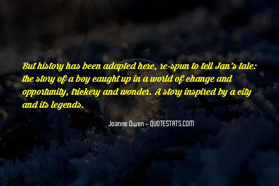 Joanne Owen Quotes #1276633