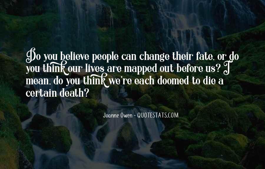Joanne Owen Quotes #1318132