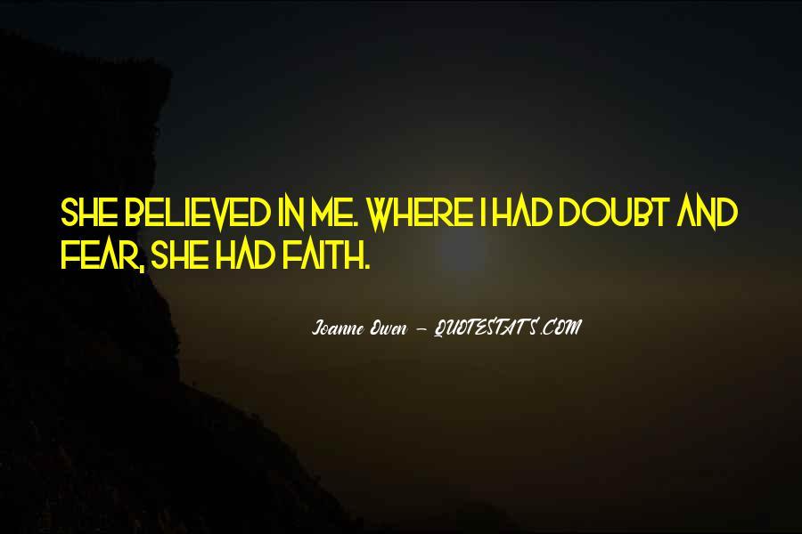 Joanne Owen Quotes #282887