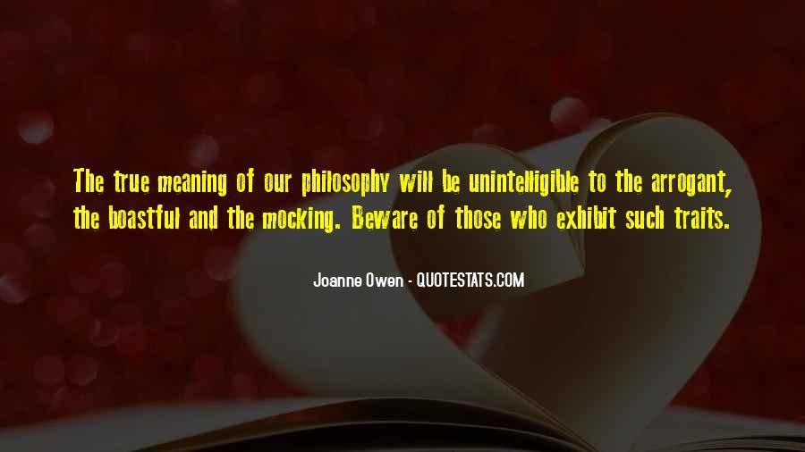 Joanne Owen Quotes #419555