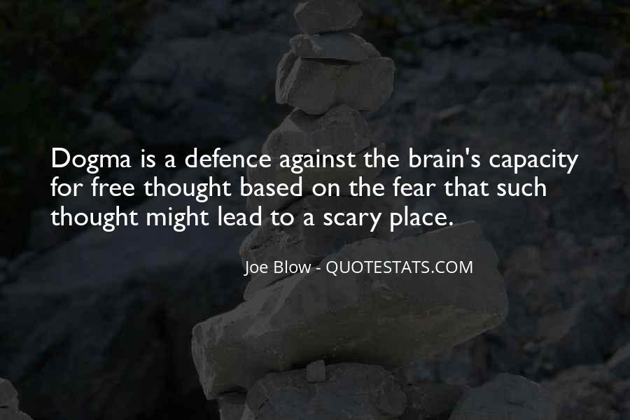 Joe Blow Quotes #945397