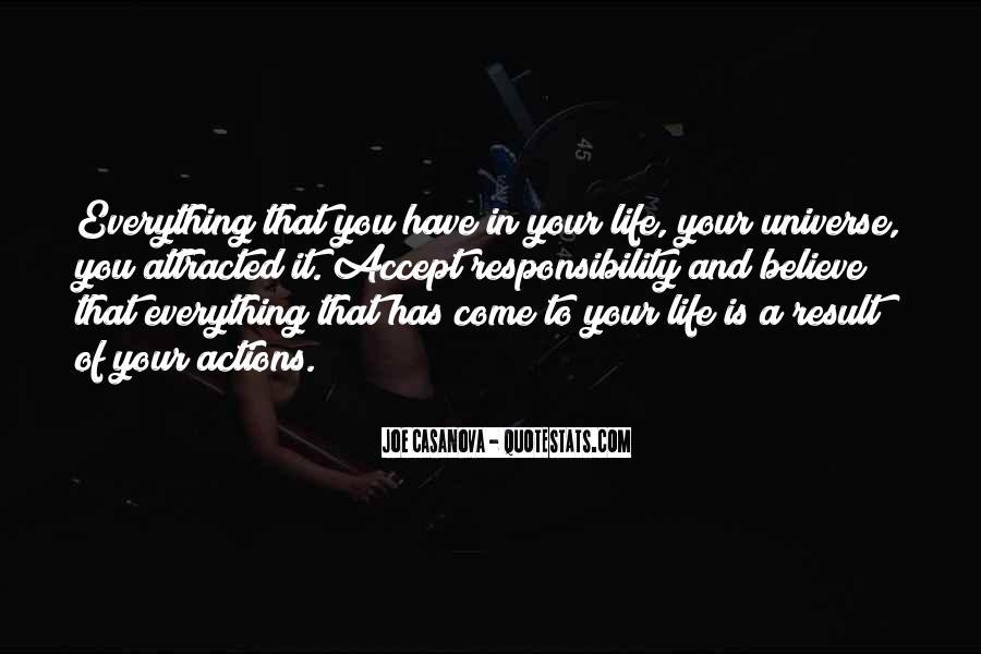 Joe Casanova Quotes #728578