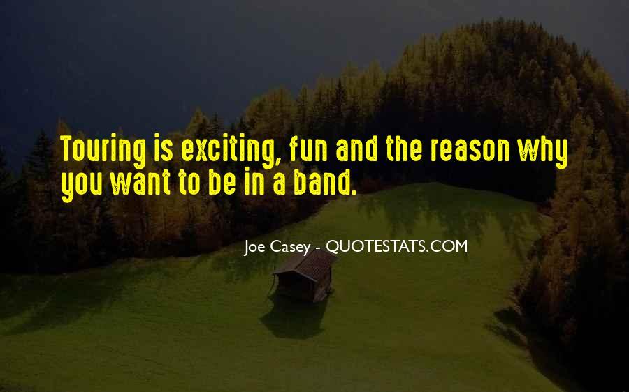 Joe Casey Quotes #1445578