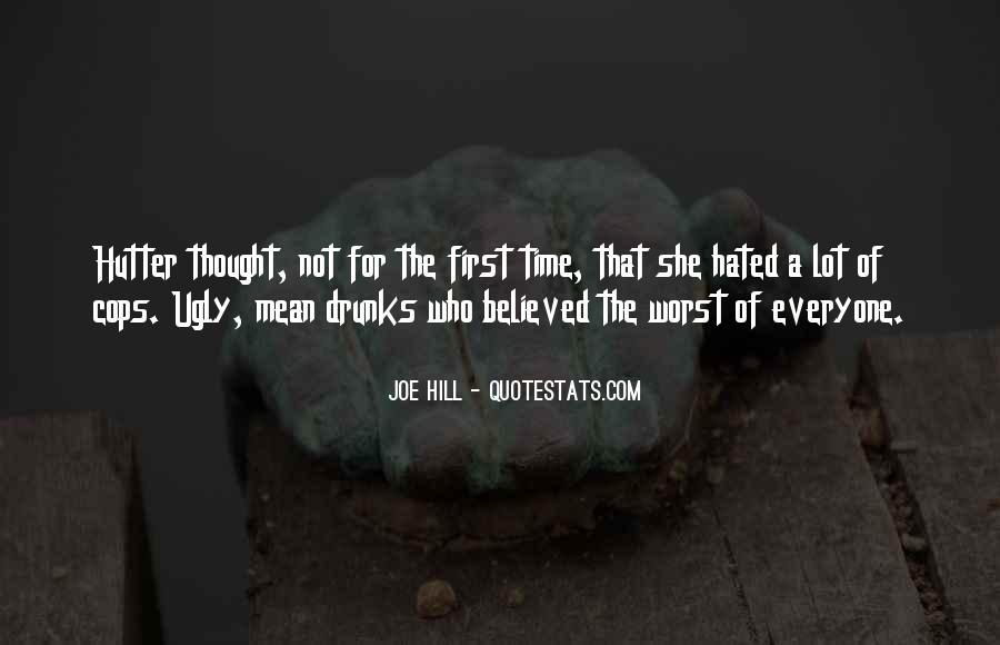 Joe Hill Quotes #114366