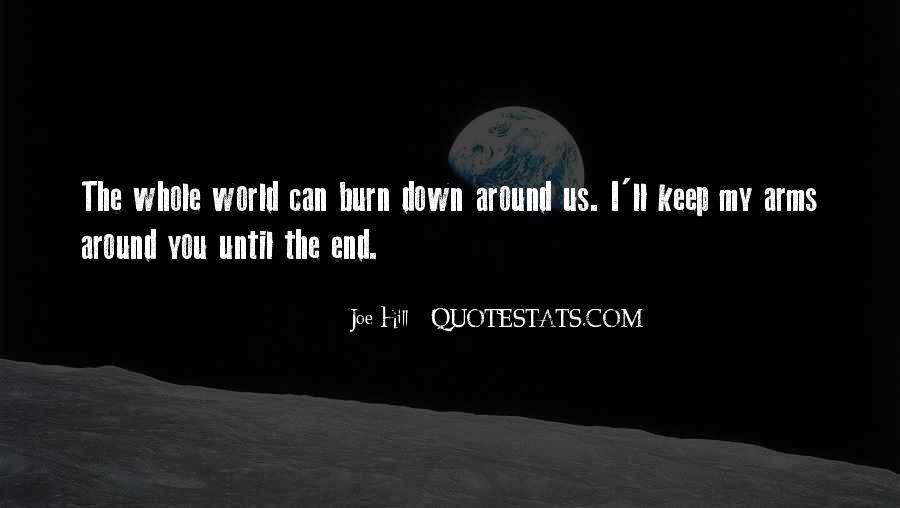 Joe Hill Quotes #1242548