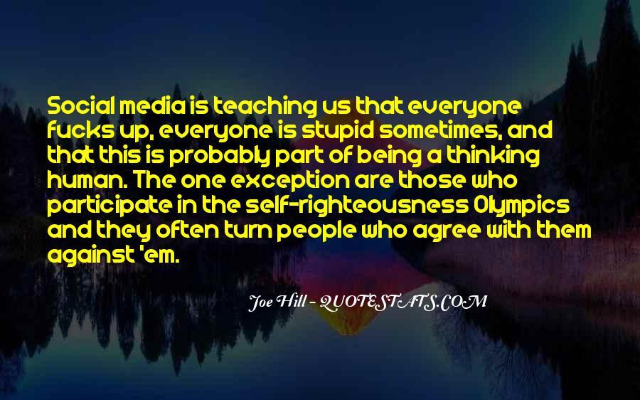 Joe Hill Quotes #1374685