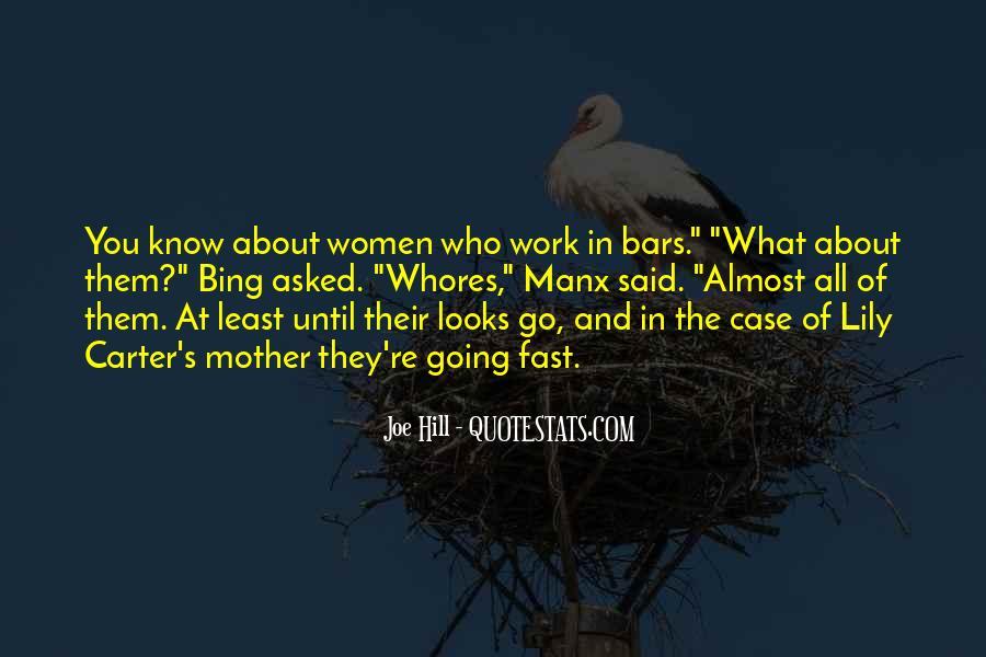 Joe Hill Quotes #1453755