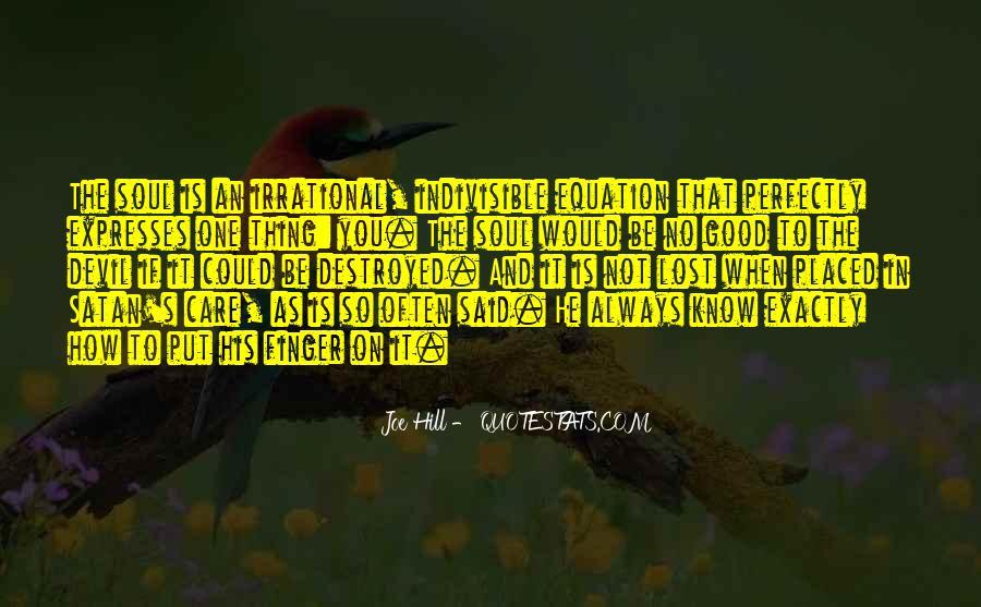 Joe Hill Quotes #1518463