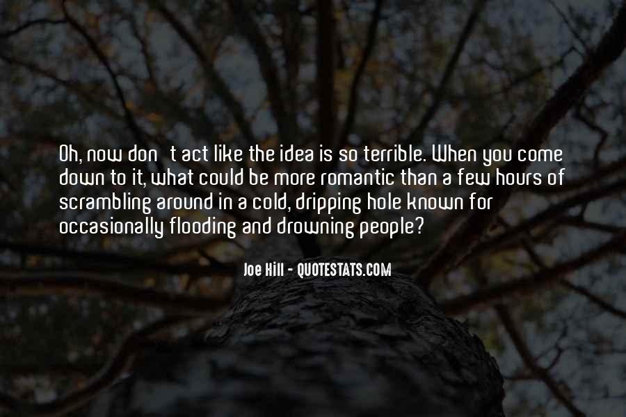 Joe Hill Quotes #1542938
