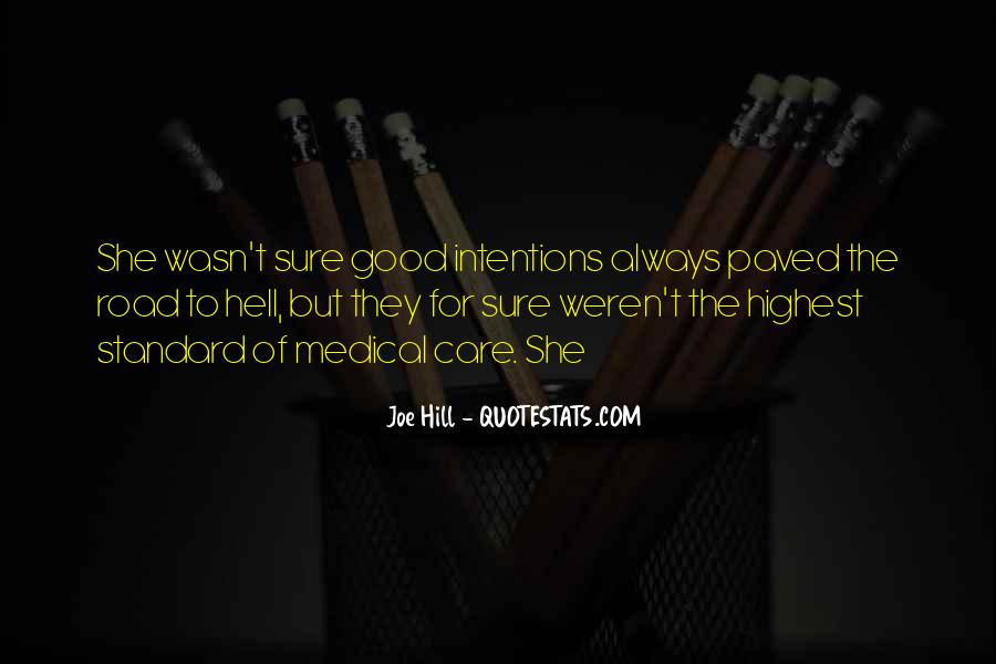 Joe Hill Quotes #1633385