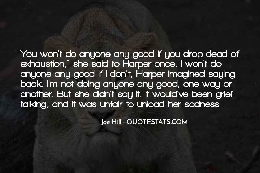 Joe Hill Quotes #165524