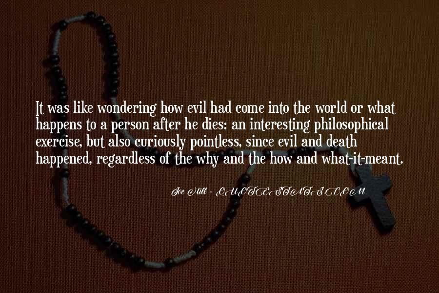 Joe Hill Quotes #1879276