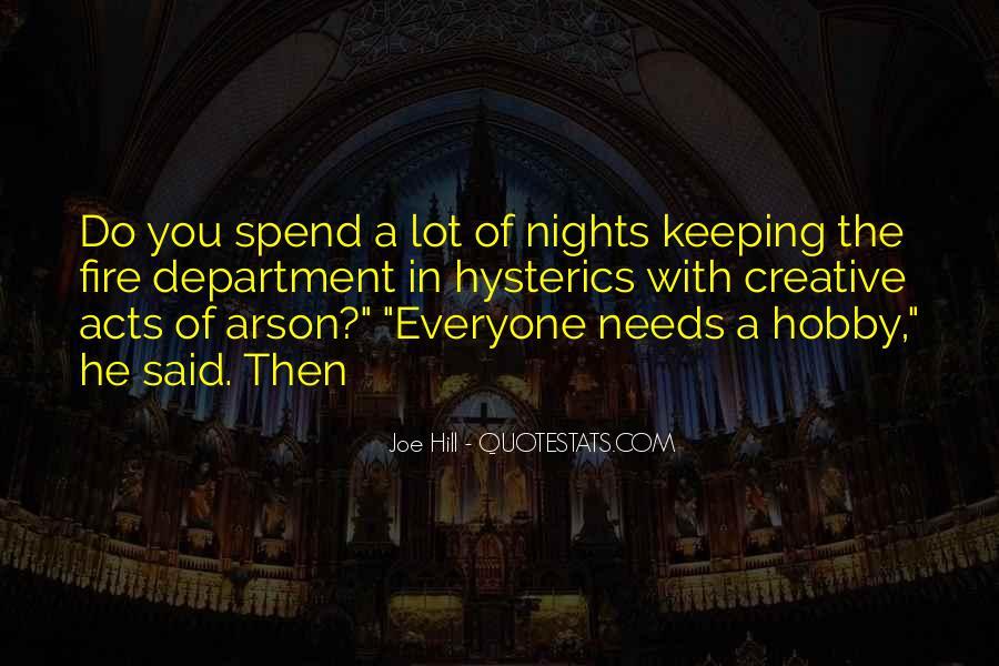 Joe Hill Quotes #343647