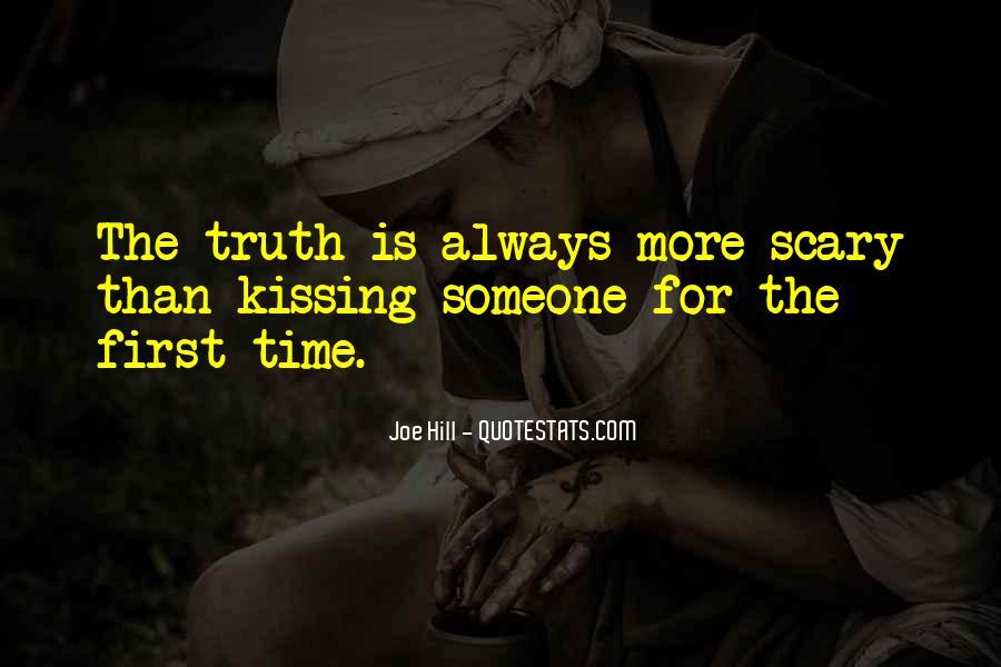 Joe Hill Quotes #443521