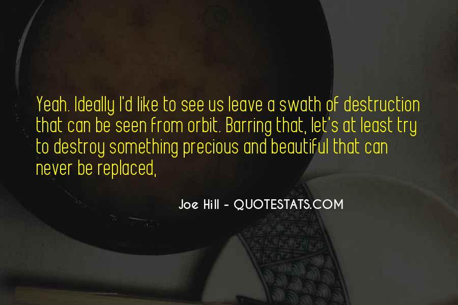 Joe Hill Quotes #509289