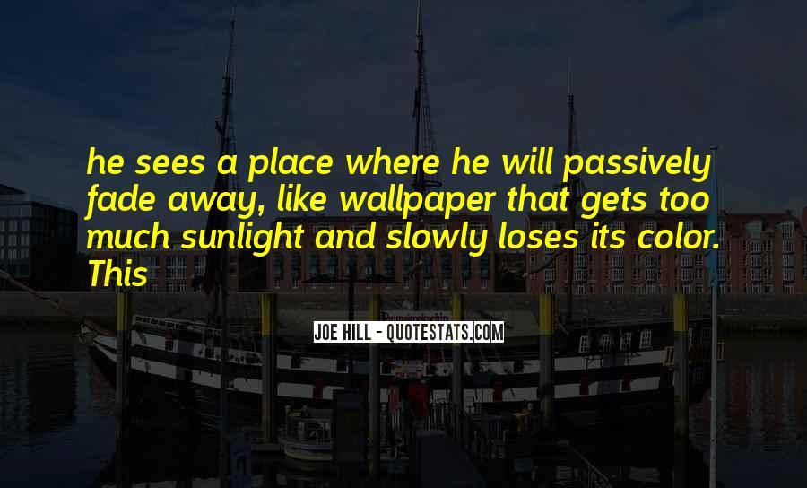 Joe Hill Quotes #520797