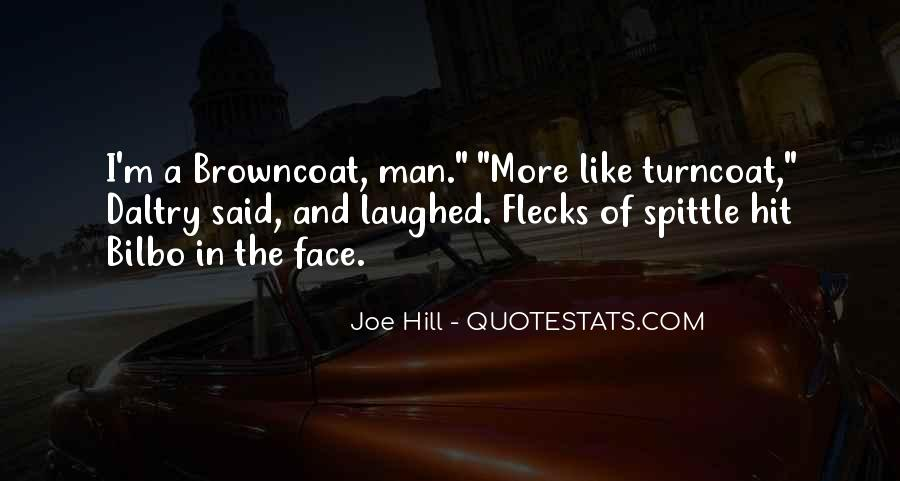 Joe Hill Quotes #577306