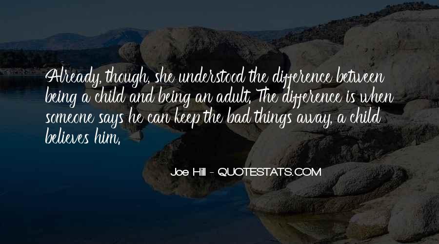 Joe Hill Quotes #594484