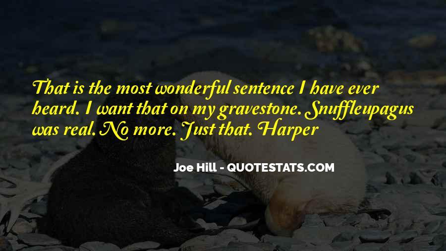 Joe Hill Quotes #633027