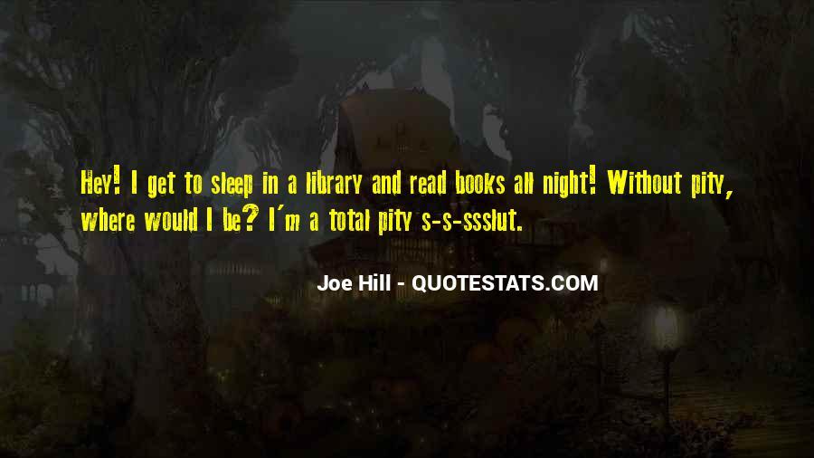Joe Hill Quotes #77869