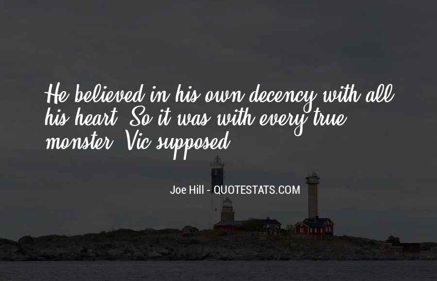 Joe Hill Quotes #788188