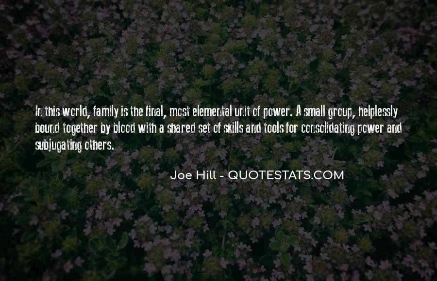 Joe Hill Quotes #833746