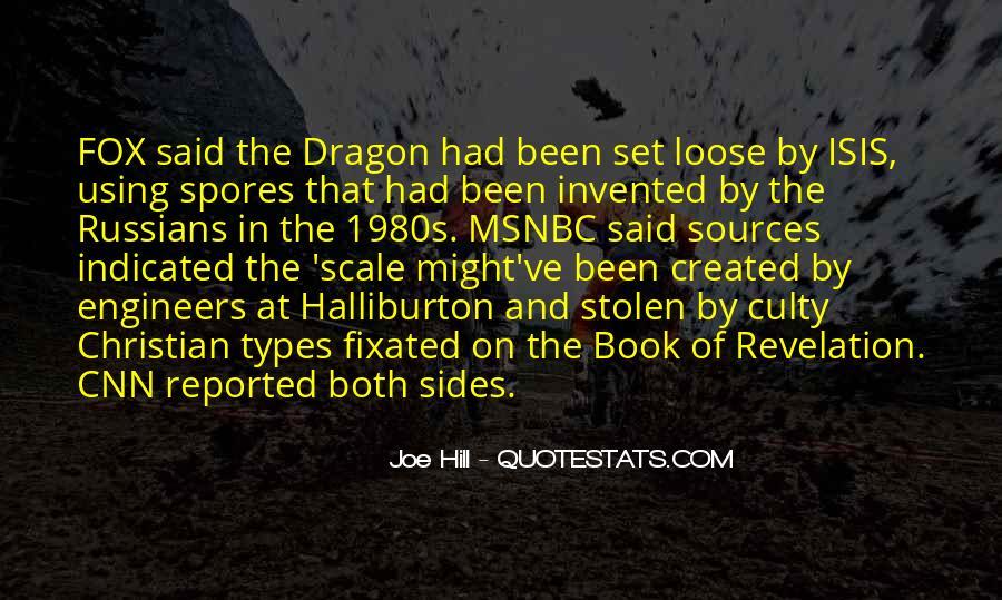 Joe Hill Quotes #904327