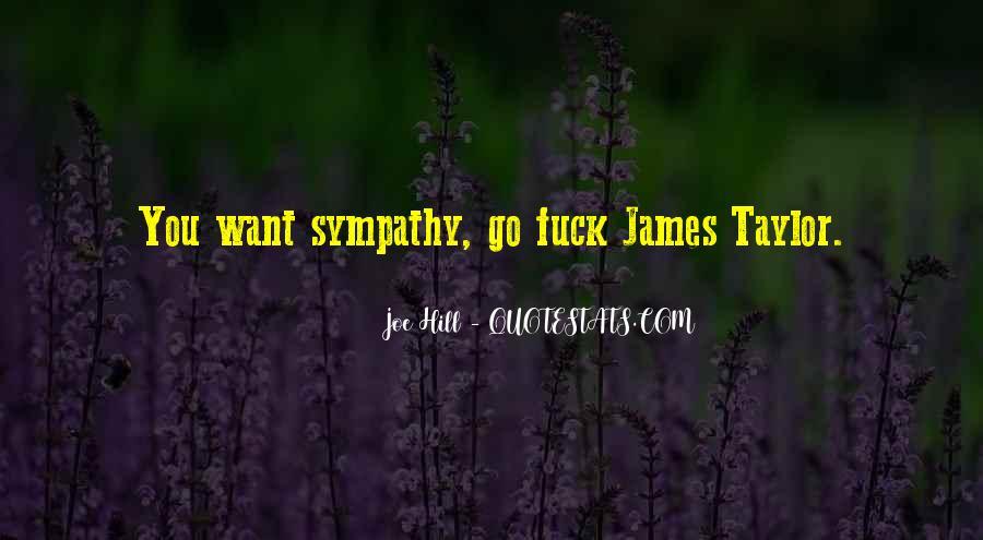 Joe Hill Quotes #944927