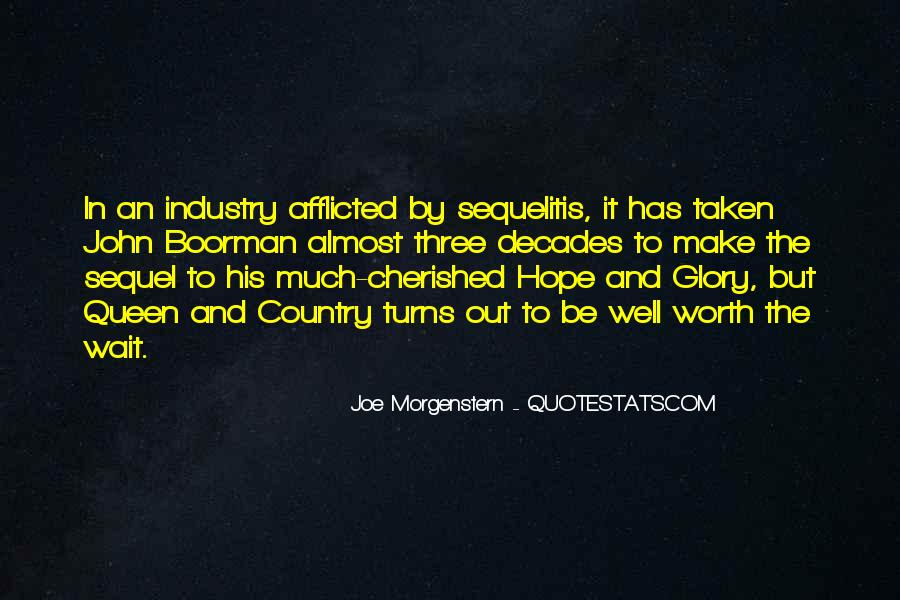 Joe Morgenstern Quotes #458199