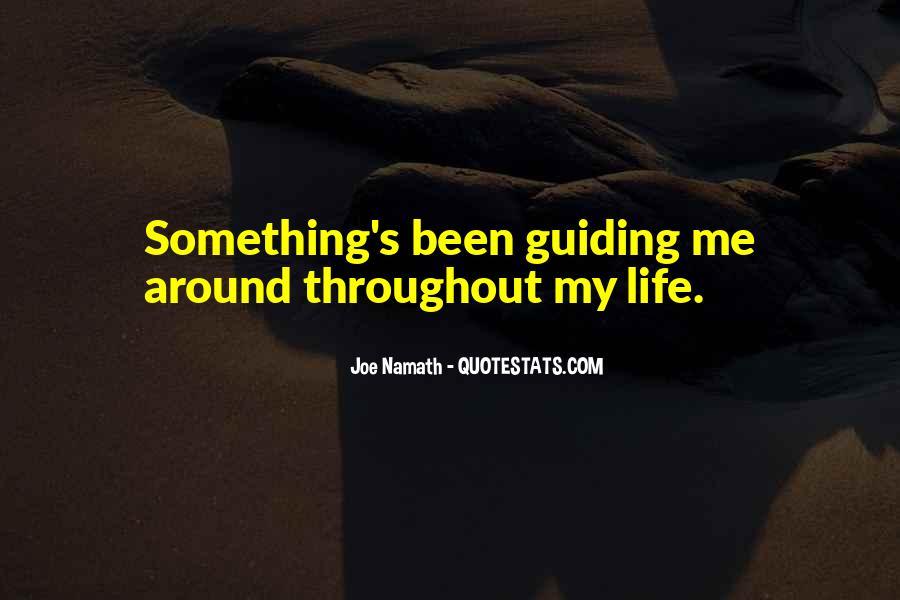 Joe Namath Quotes #1005360