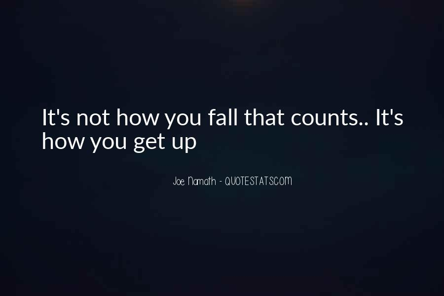Joe Namath Quotes #1027867