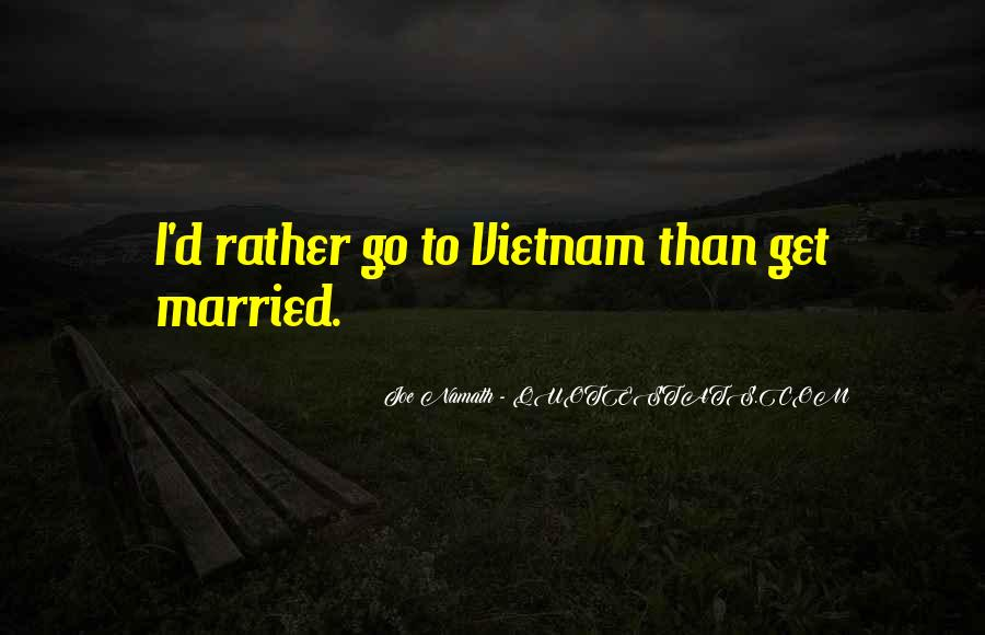 Joe Namath Quotes #1127150