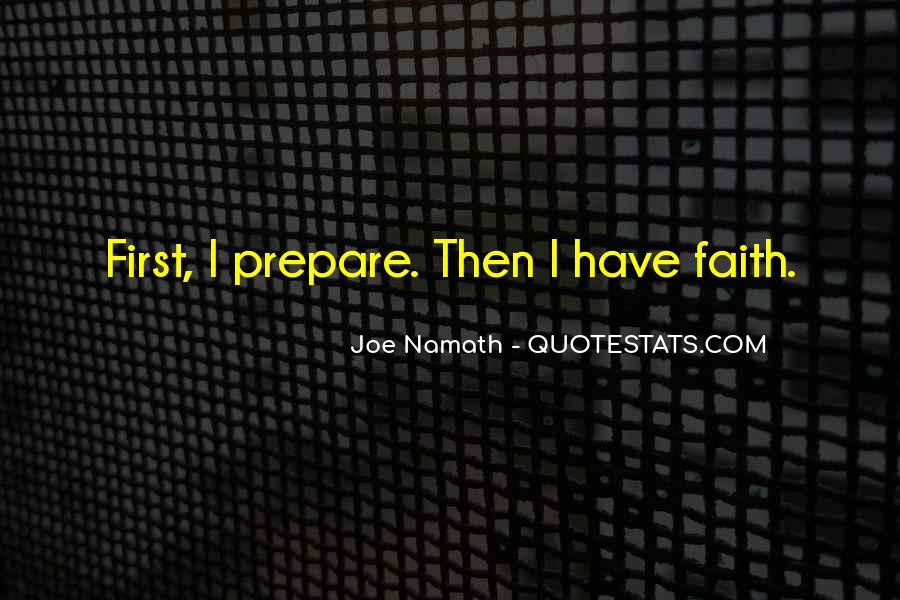Joe Namath Quotes #1248894