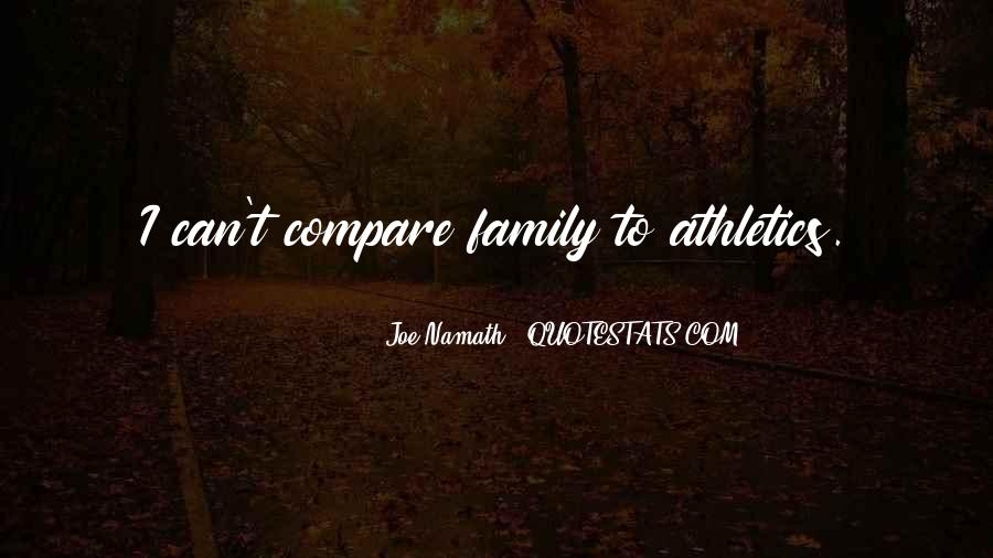 Joe Namath Quotes #1317001
