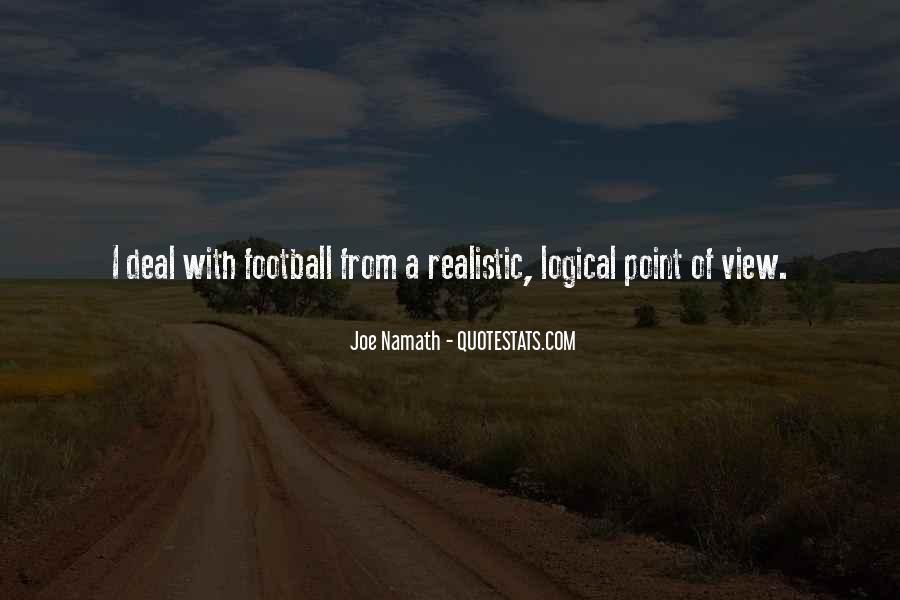 Joe Namath Quotes #1362221