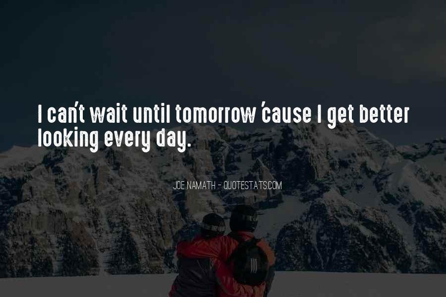 Joe Namath Quotes #1613697