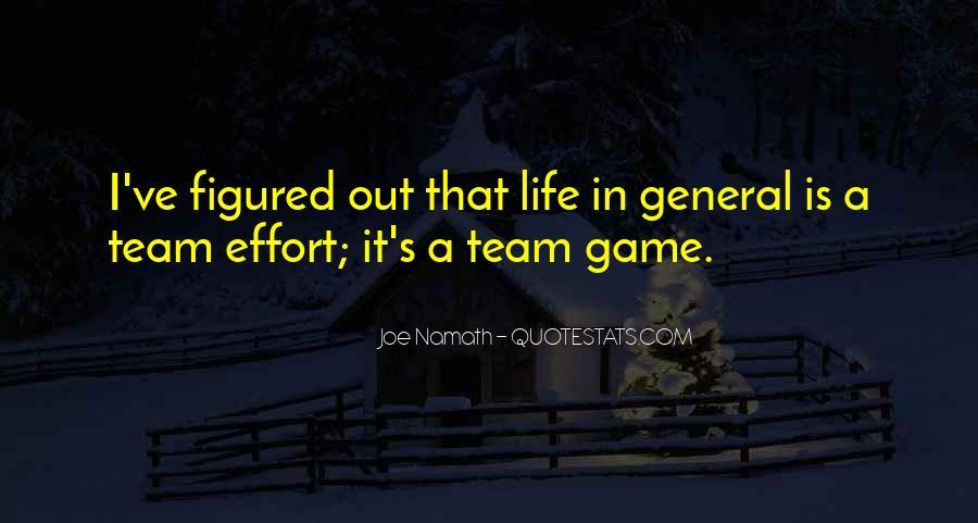 Joe Namath Quotes #293212