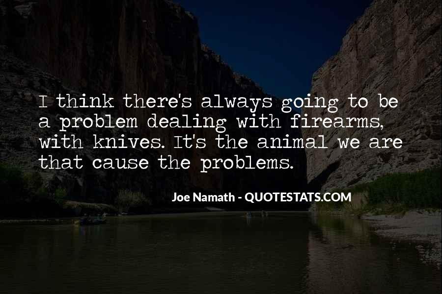 Joe Namath Quotes #678315