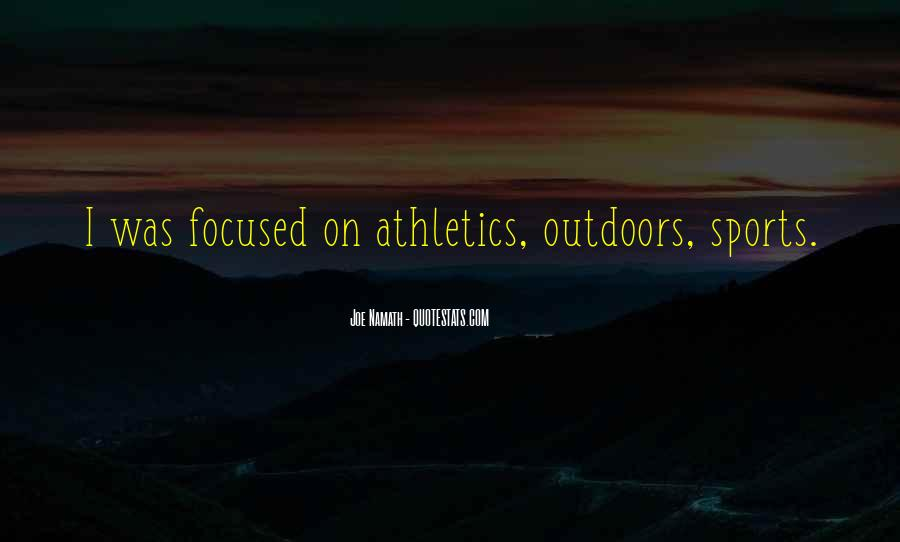 Joe Namath Quotes #929172