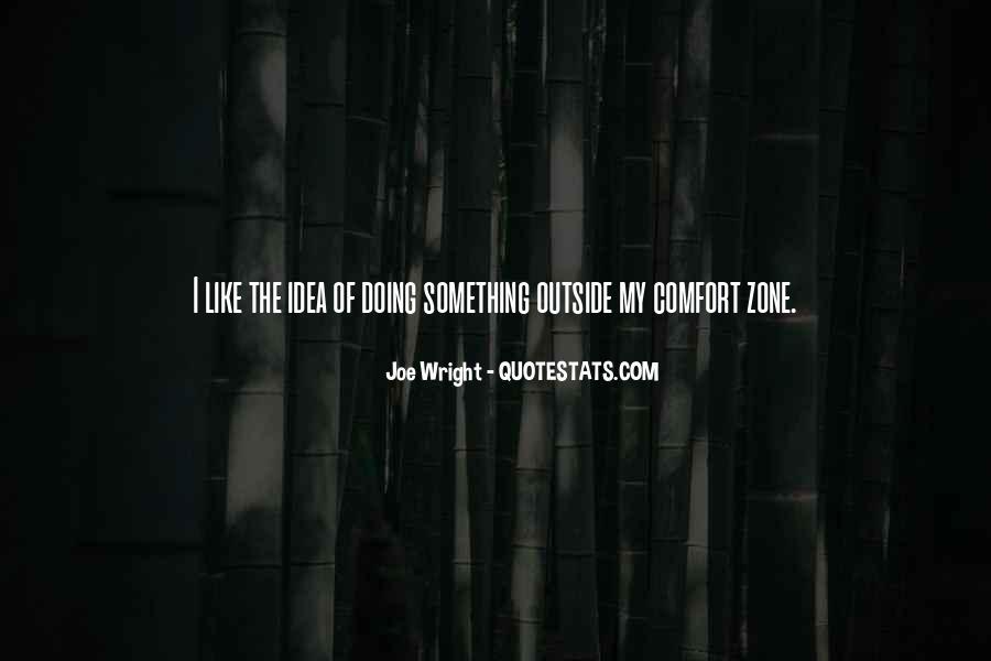 Joe Wright Quotes #1071235
