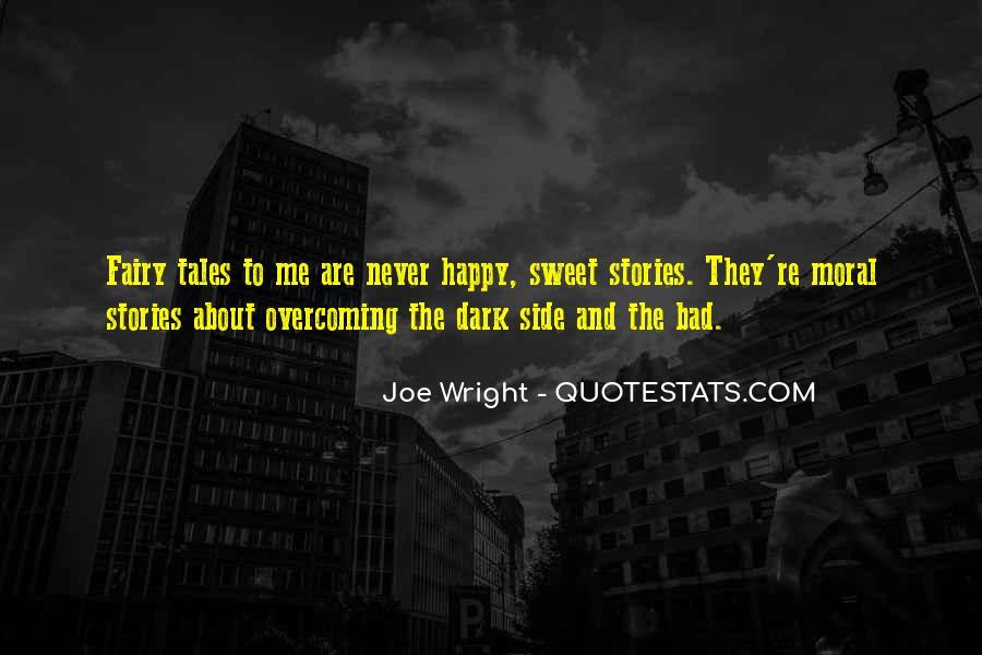 Joe Wright Quotes #1256820