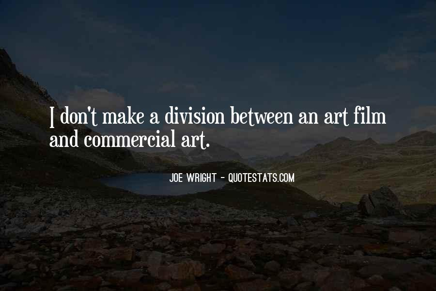 Joe Wright Quotes #1610227