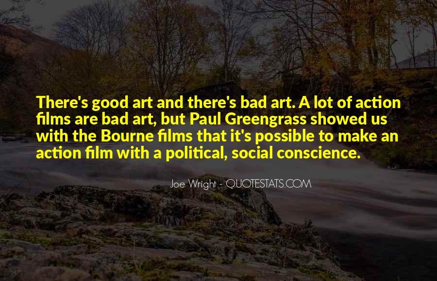 Joe Wright Quotes #562550