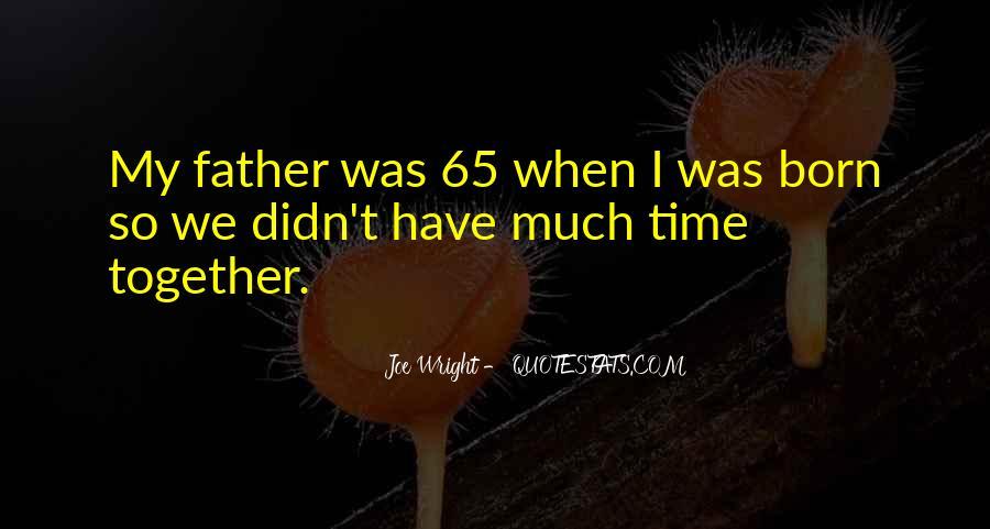 Joe Wright Quotes #833610
