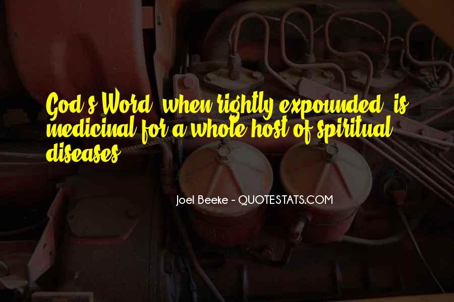 Joel Beeke Quotes #1042965