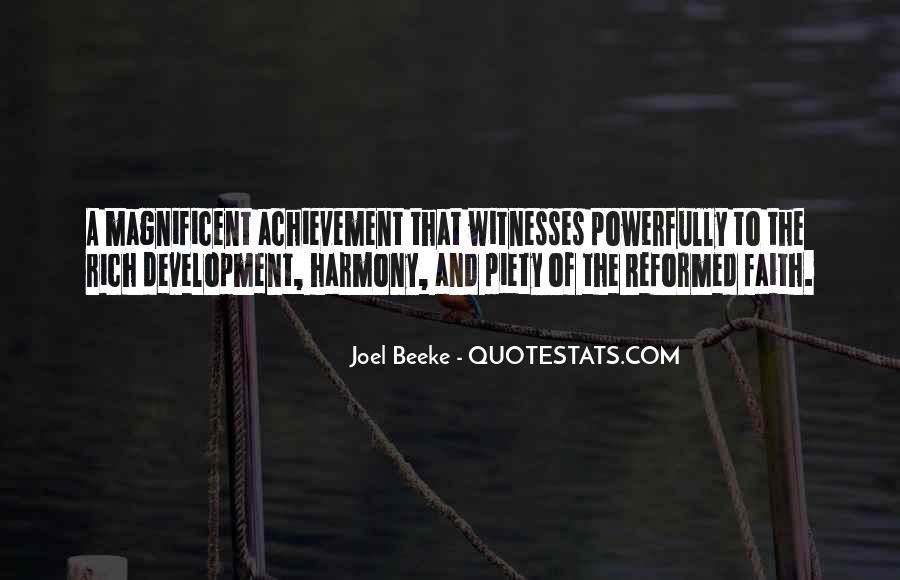 Joel Beeke Quotes #259206