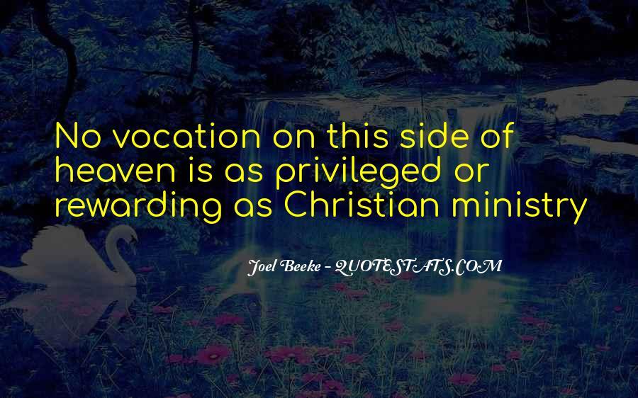 Joel Beeke Quotes #479039