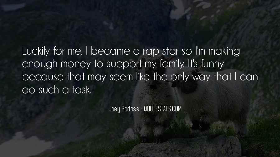 Joey Badass Quotes #858648