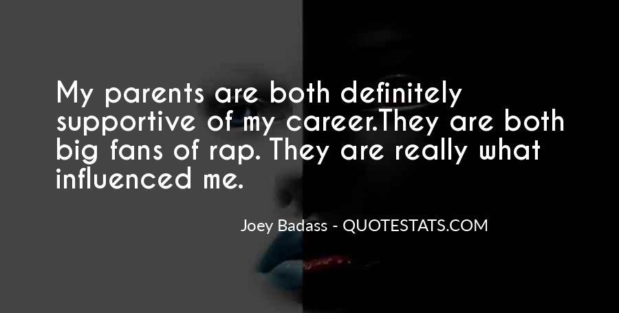 Joey Badass Quotes #945114