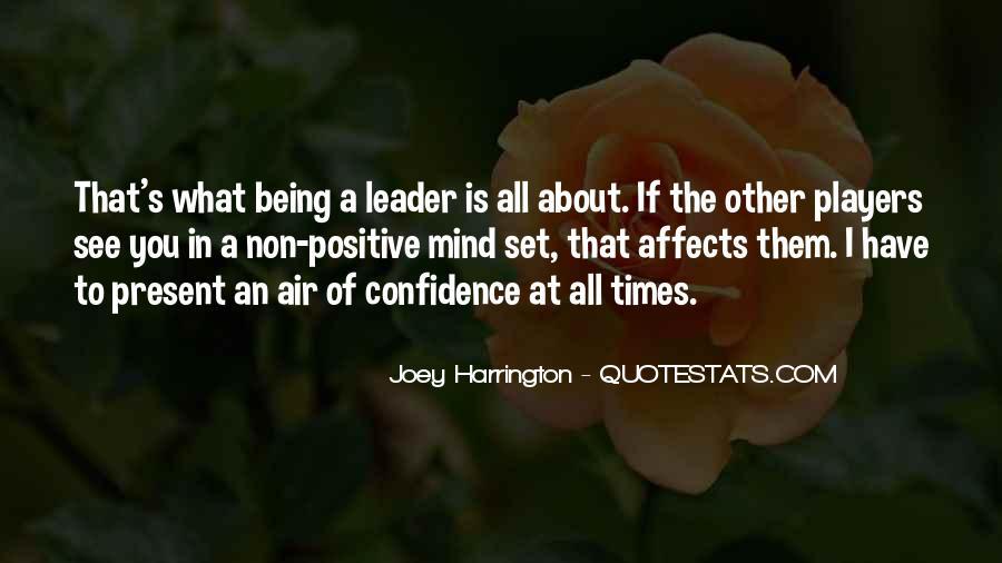 Joey Harrington Quotes #108527